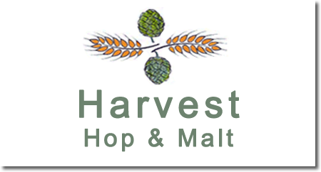 Harvest Hop and Malt Logo